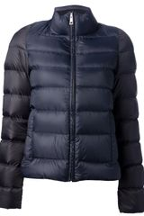 Fendi Padded Jacket - Lyst