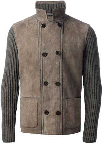 GMS-75 Double Breasted Jacket - Lyst