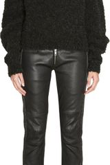 Isabel Marant Teddy Knit Sweater - Lyst