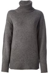 Joseph Roll Neck Jumper - Lyst