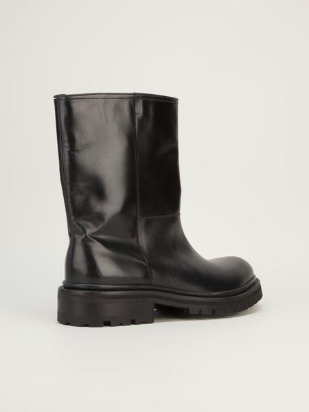 Kenzo Jan Ankle Boot In Black For Men Lyst