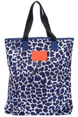 Marc By Marc Jacobs Printed Tote - Lyst