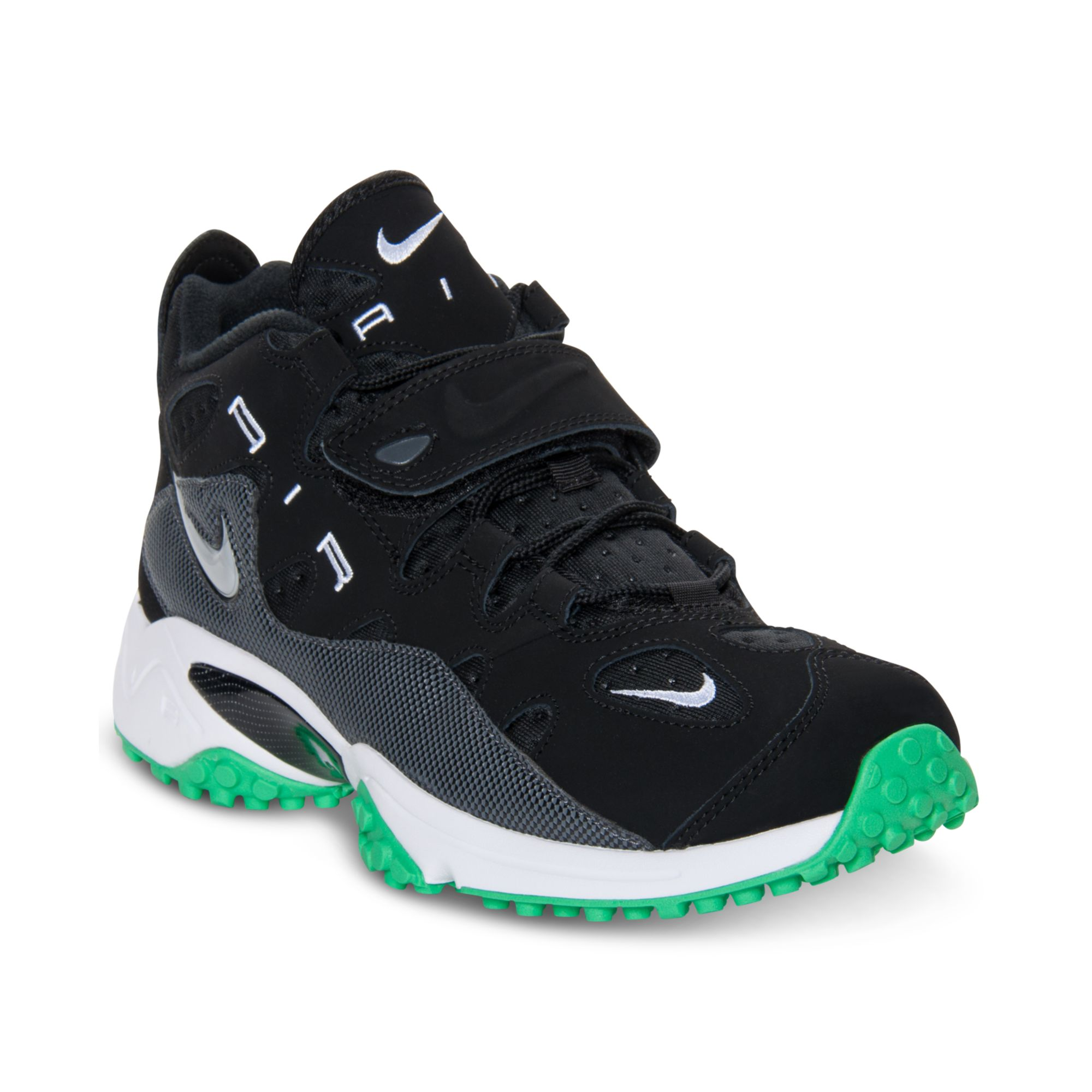 the latest 4f345 37ebd Nike Air Max Speed Turf Raider Training Sneakers in Black for Men - Lyst