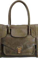 Proenza Schouler Ps1 Keep All Small Leather - Lyst