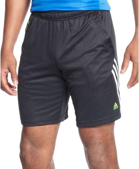 Adidas Predator Training Shorts in Black for Men (Black