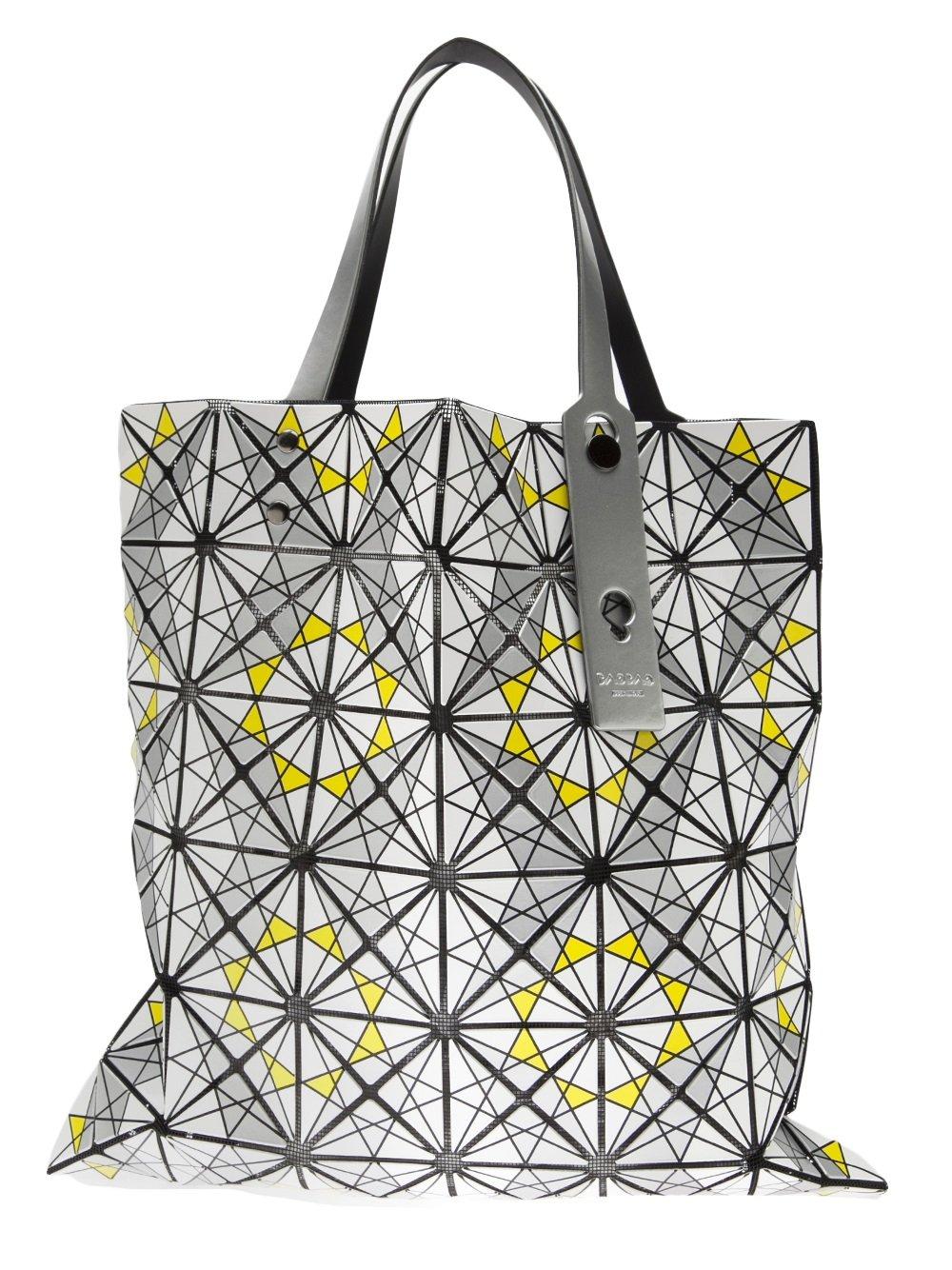 Lyst Bao Bao Issey Miyake Pyramid Square Shoulder Bag In