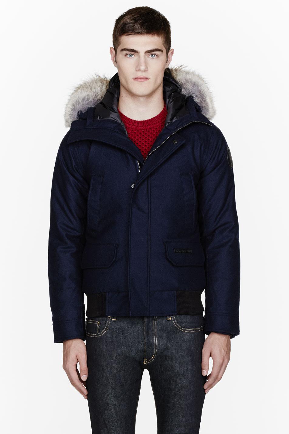 Canada goose jacket baby