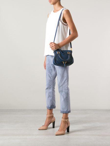 clohe bags - Chloe Marcie Small Mini Shoulder Bag �C Shoulder Travel Bag