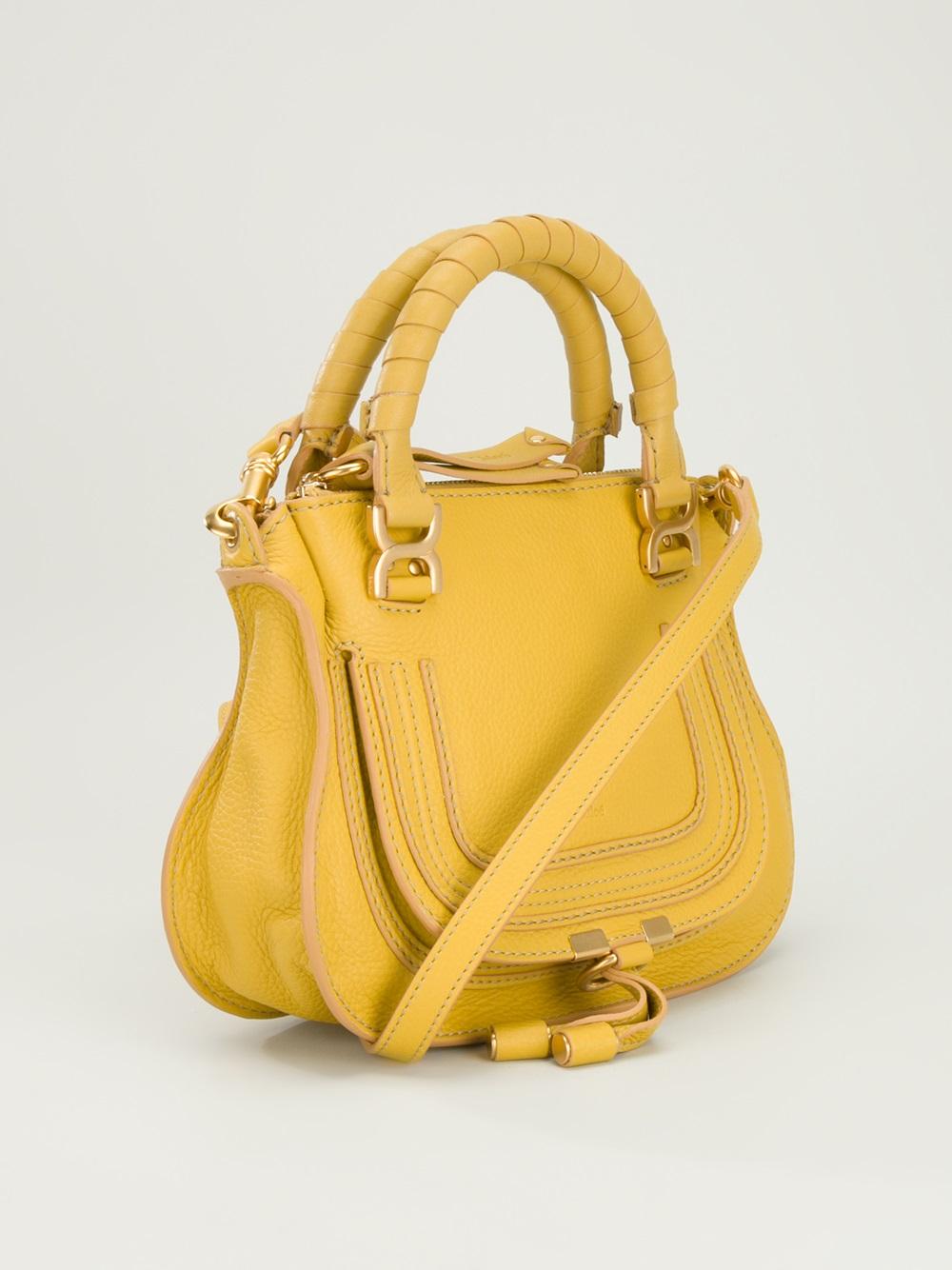 chloe elsie small bag - chloe leather vermilion shoulder bag, chloe red bags