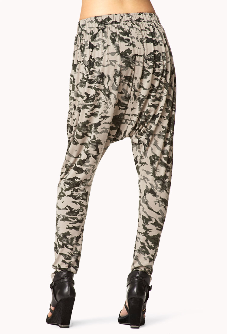 Cool Lyst - Forever 21 Camo Skinny Jeans In Green