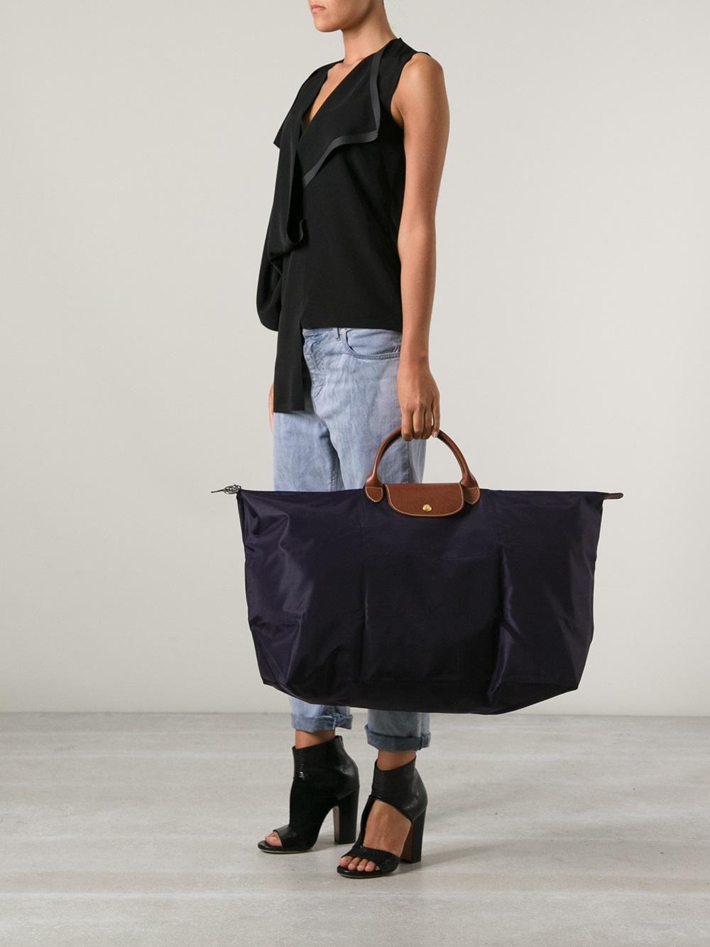 ffd0983135f3 Longchamp Boxford Travel Bag L | Building Materials Bargain Center