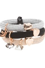 Marc By Marc Jacobs New Plaque Cluster Pony Bands - Lyst