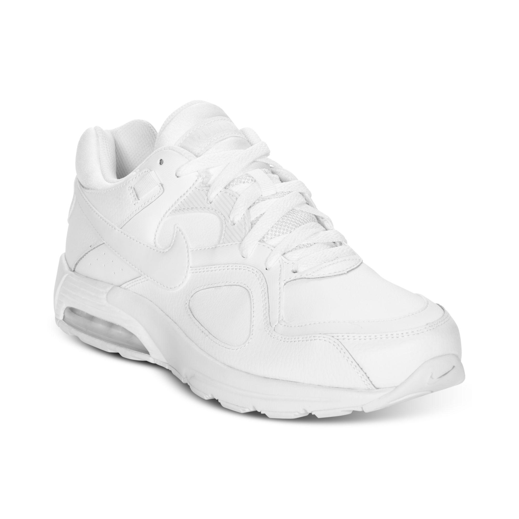 Nike Air Max Aller Fort Tout Blanc