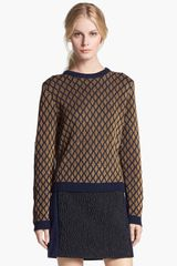 Opening Ceremony Stardust Merino Wool Sweater - Lyst