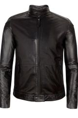 Ted Baker Wildone Biker Leather Jacket