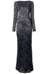 Thomas Wylde Printed Dress - Lyst