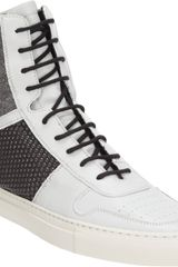 Tim Coppens Tc High Top Basketball Sneaker - Lyst