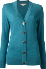 Tory Burch Knit Cardigan - Lyst
