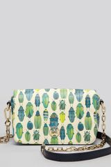 Tory Burch Crossbody Kerrington Chain Mini - Lyst