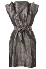 Vivienne Westwood Anglomania Card Dress - Lyst
