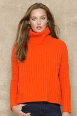 Blue Label Wool Cashmere Turtleneck - Lyst