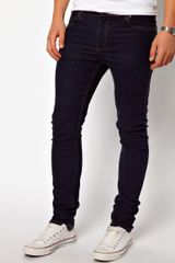Cheap Monday Skinny Jeans in Tight Fit - Lyst
