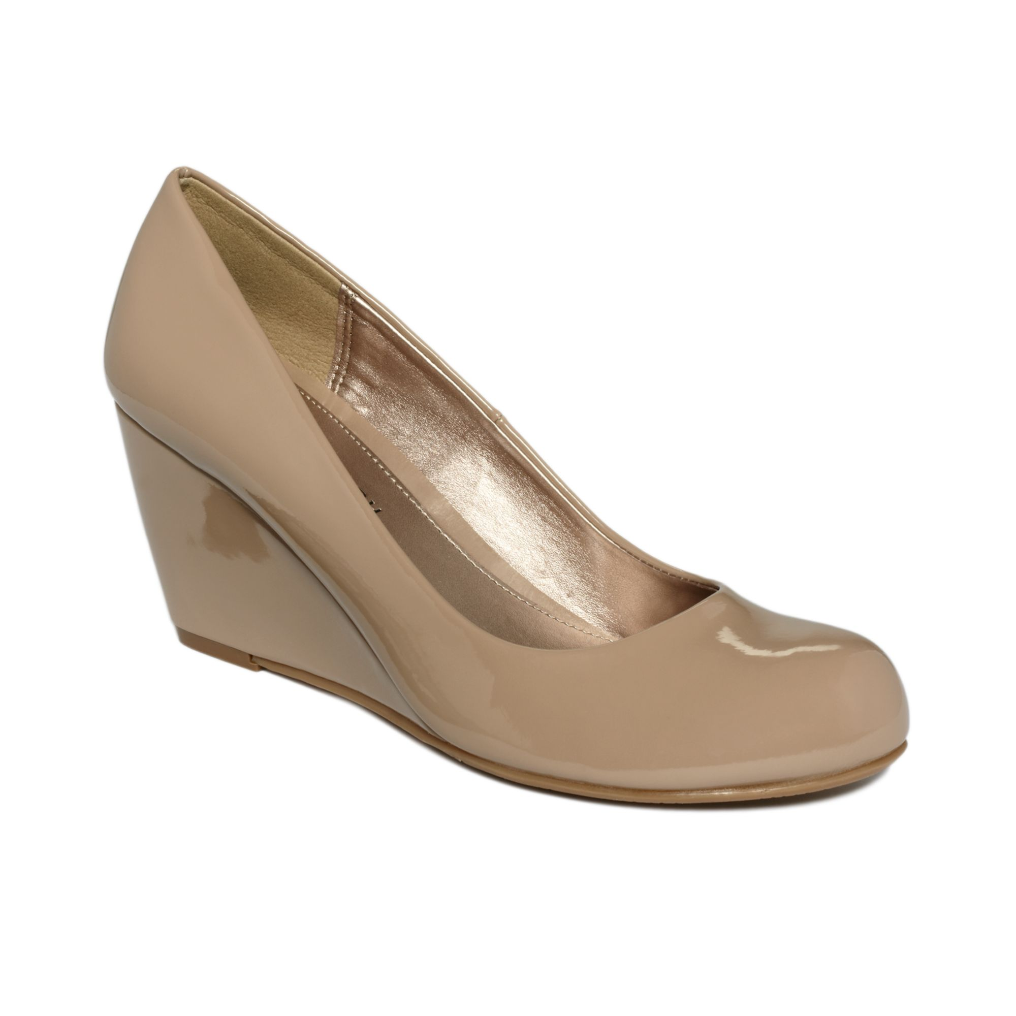 3d153cd9ff Lyst - Chinese Laundry Cl By Laundry Shoes Nima Wedges in Natural
