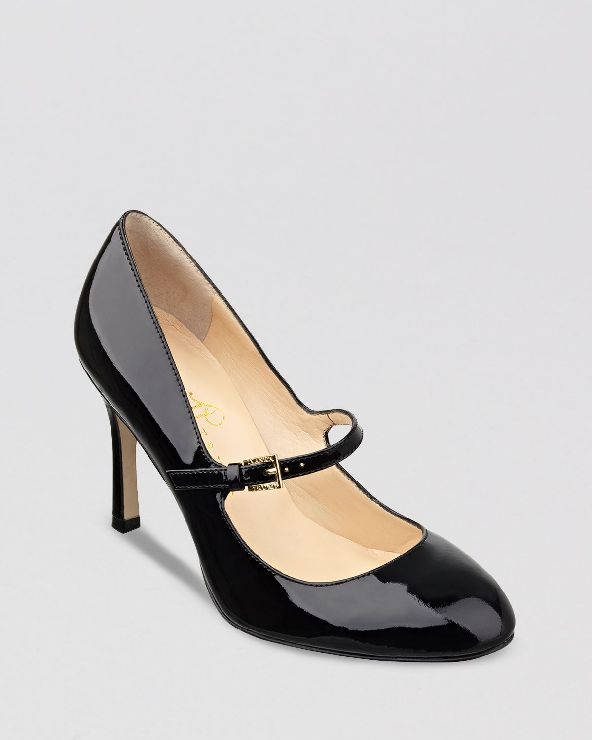 Ivanka trump Pumps Janna Mary Jane High Heel in Black | Lyst