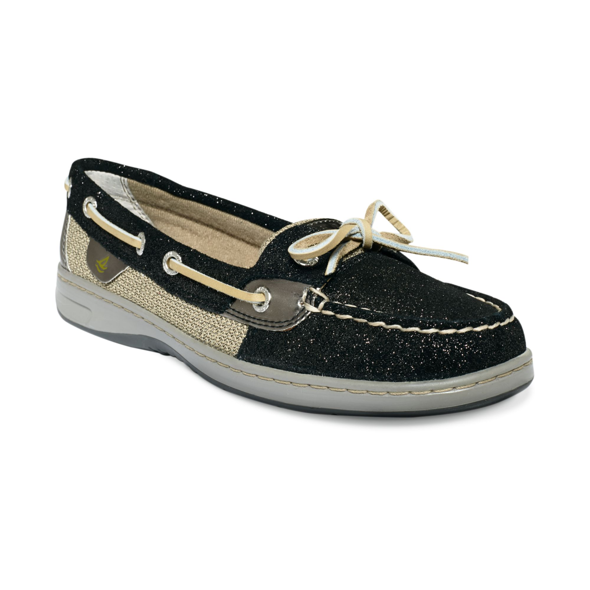 Sparkle Sperry Top Sider Shoes