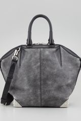 Alexander Wang Emile Small Tote Bag Black - Lyst