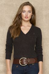 Blue Label Wool Angora Sweater - Lyst