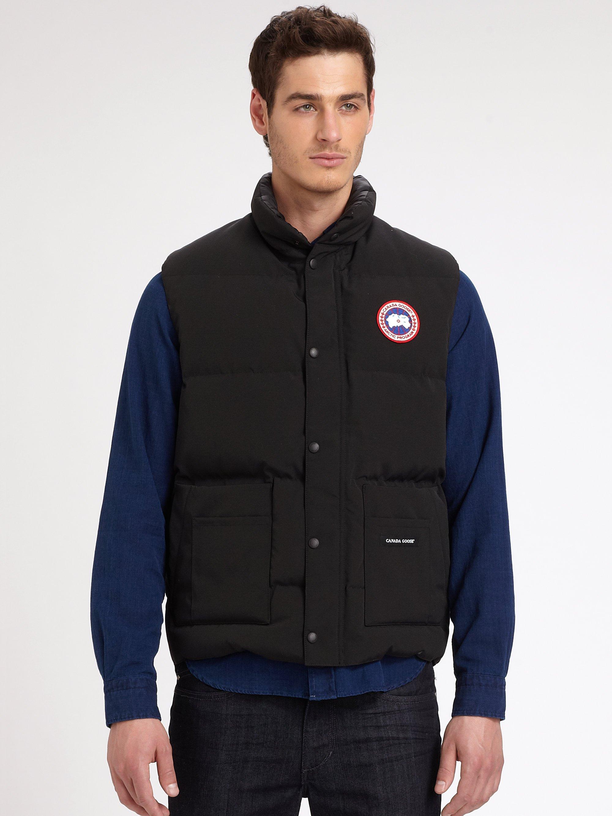 Canada Goose' freestyle vest womens jacket