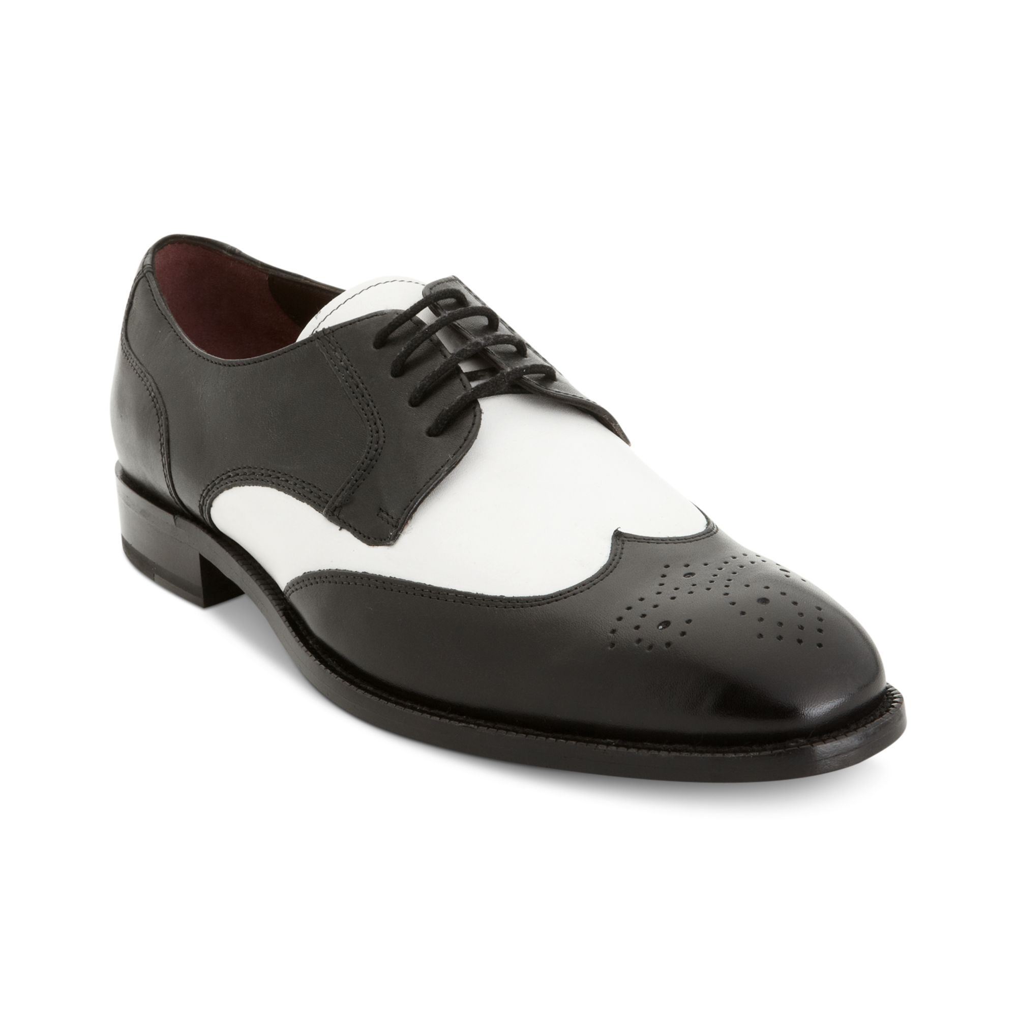 Johnston And Murphy Mens White Shoes