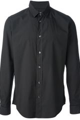 Maison Martin Margiela Cotton Shirt - Lyst