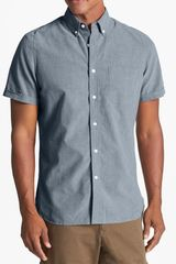 Wallin & Bros. Signature Oxford Shirt - Lyst