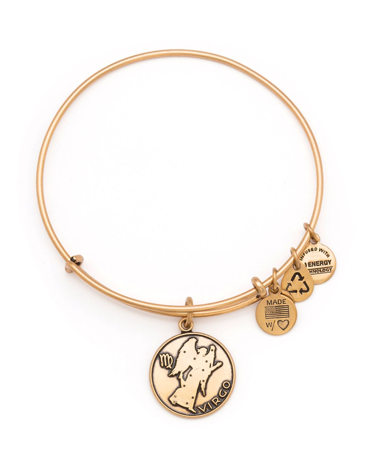 and ani bracelet alex and ani virgo bangle in metallic lyst 5646