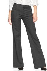 Gap Perfect Trouser Plaid Pants - Lyst