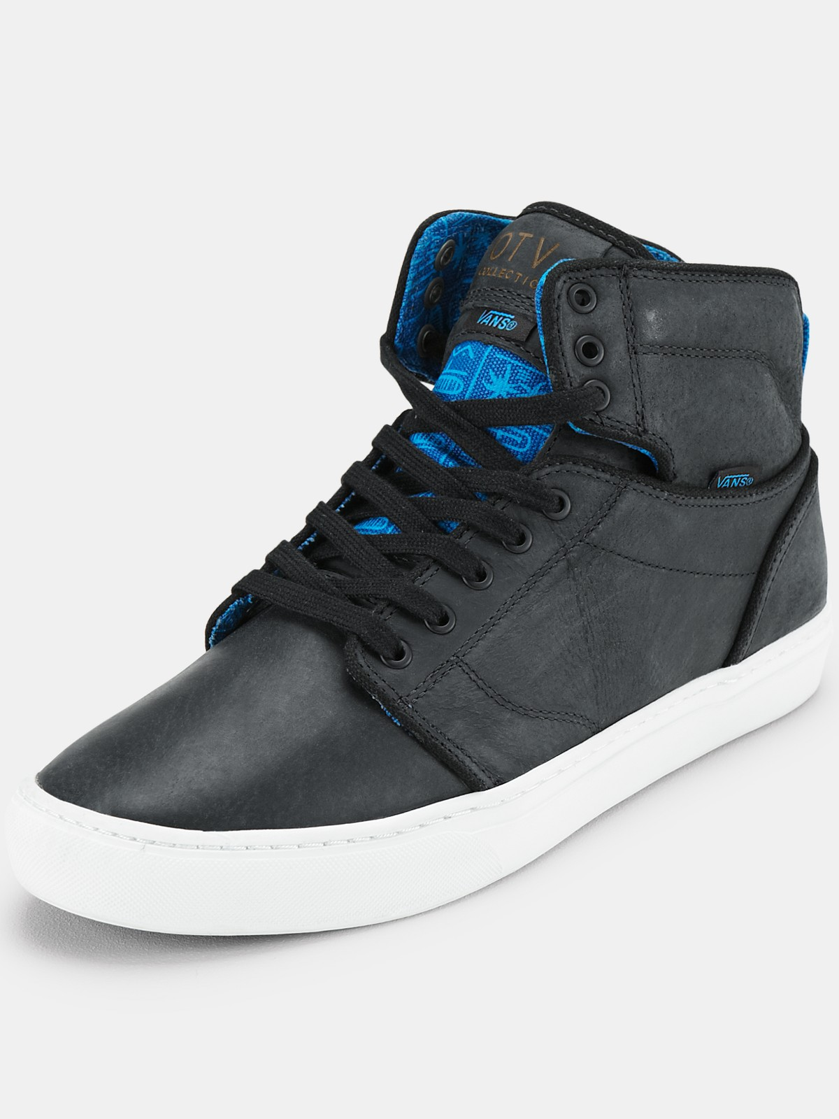 Vans Vans Otw Alomar Mens Mid Boots In Black For Men