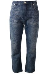 Acne Pop Map Jeans - Lyst
