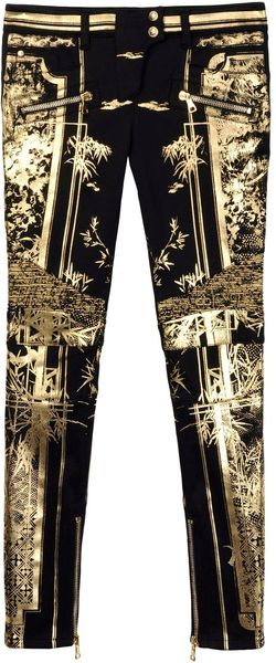 Balmain Casual Pants - Lyst