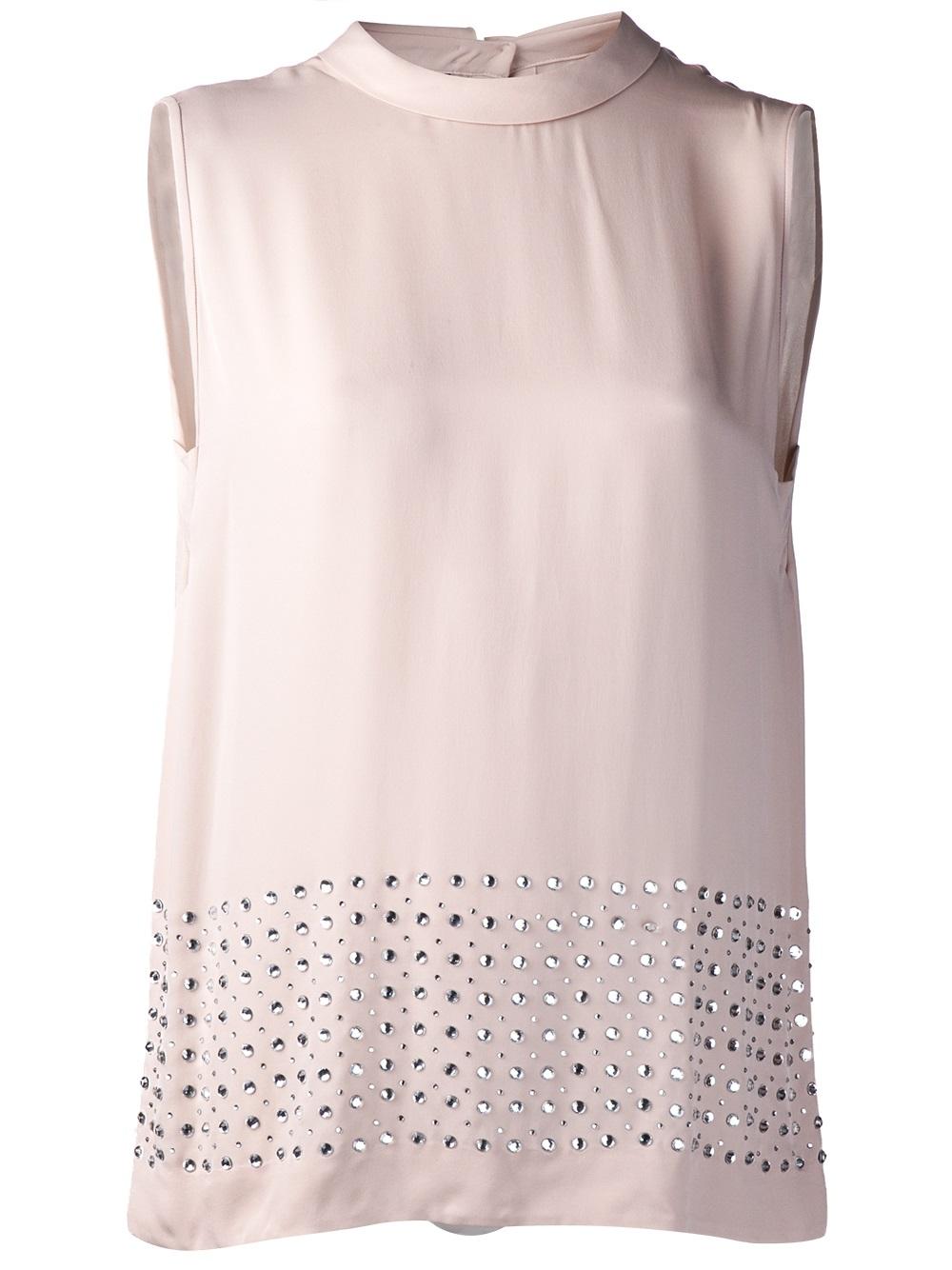 floral shirt dress - Nude & Neutrals By Malene Birger KcpmvYhBs
