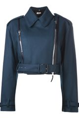Jean Paul Gaultier Perfecto Jacket - Lyst