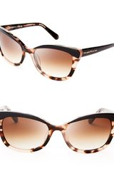 Kate Spade Amara Cat Eye Sunglasses - Lyst