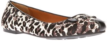 Marc By Marc Jacobs Printed Ballerina - Lyst