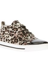 Marc By Marc Jacobs Printed Trainer - Lyst