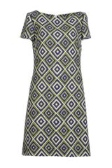 Prada 34 Length Dress - Lyst