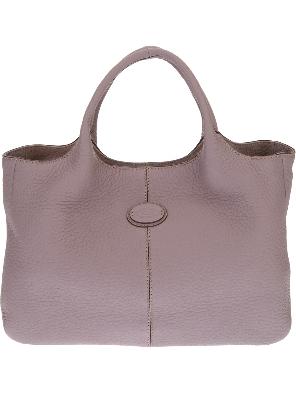tod s tote bag in pink lyst