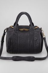 Alexander Wang Rockie Small Crossbody Satchel Bag - Lyst