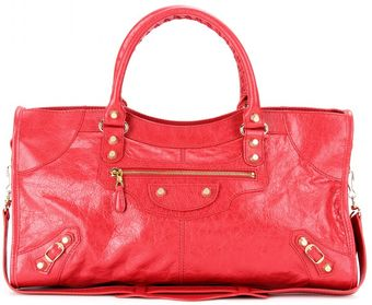 Balenciaga Giant 12 Part Time Leather Tote - Lyst