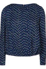 Girl. By Band Of Outsiders Blouse - Lyst